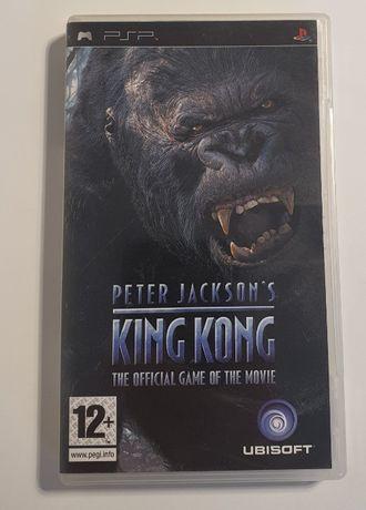 Gra na PSP Peter Jackson's King Kong