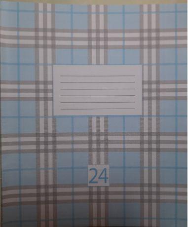 Тетрадь Фон 24 листа в линию (20 шт)