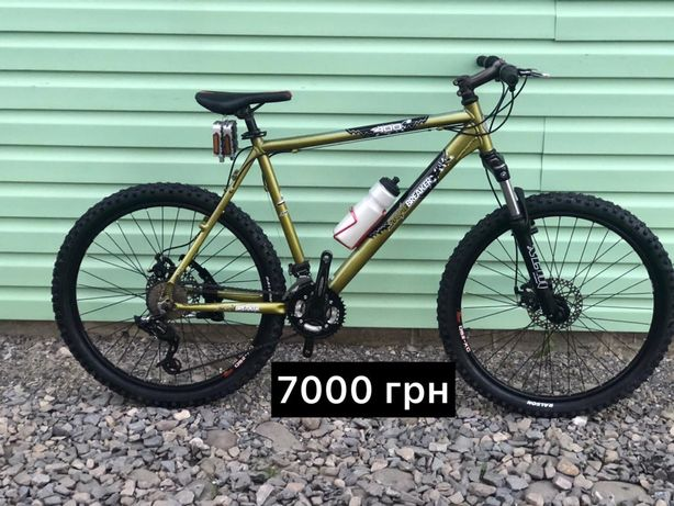Продаж велосипедів, новий завіз кожний тиждень