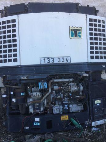 Розборка и продаж холодильный установок полуприцеп carrier thermo king