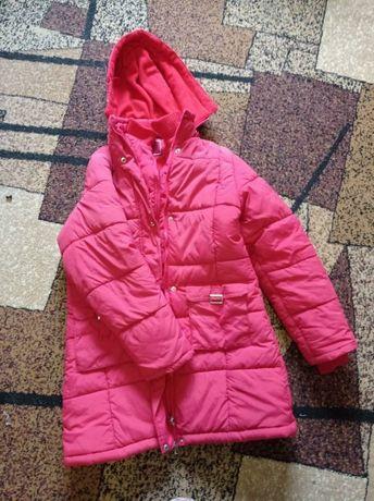 Зимняя курточка хорошее состояние