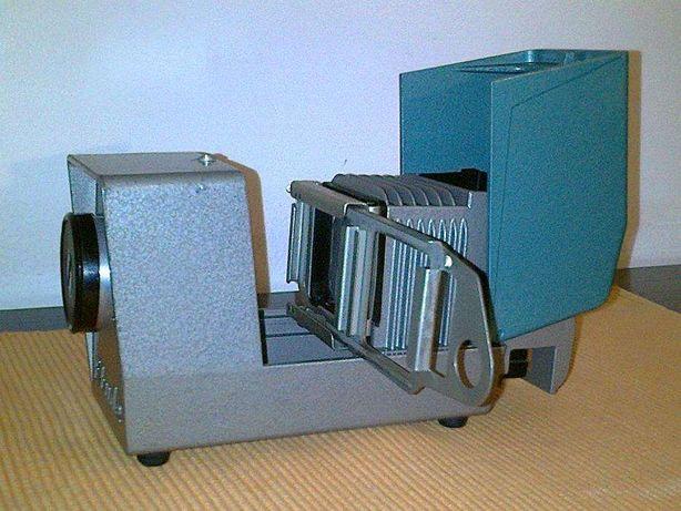 máquina de slides