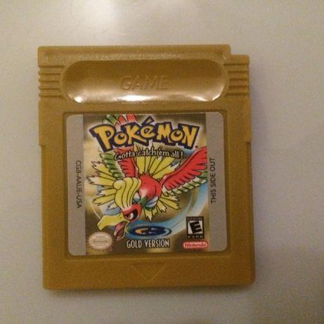 Gry na GameBoy serii Pokemon