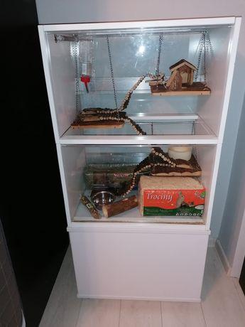 Terrarium / klatka dla gryzoni