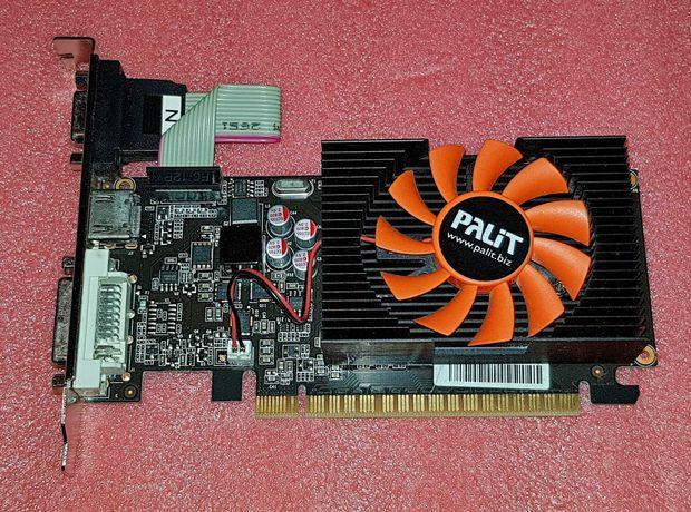Видеокарта Palit GeForce GT 440 1Gb DDR3 128 Bit В идеале !