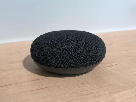 Coluna Inteligente Google Nest Mini Preta
