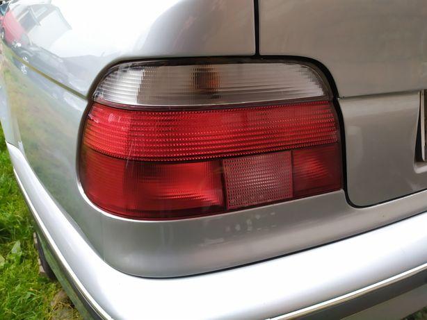 Lampy tył BMW E39 sedan. Przedlift hella