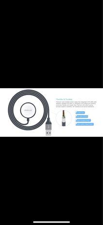 Ddocool DA147 Apple Watch зарядний пристрій/ Charging Station/ Кабель