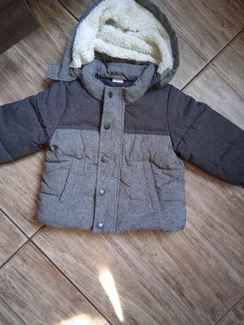 H&M курточка,9-12 мес на рост 80