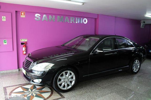 Mercedes-Benz S 350 7G-Tronic Distronic