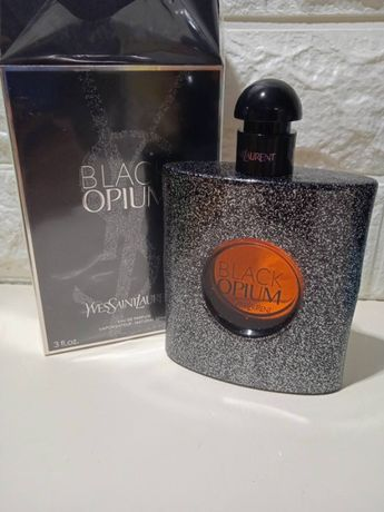 духи Yves Saint Laurent Black Opium оригінал