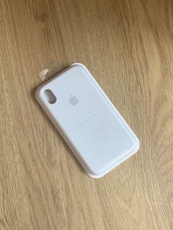 Apple etui case iphone xr biały