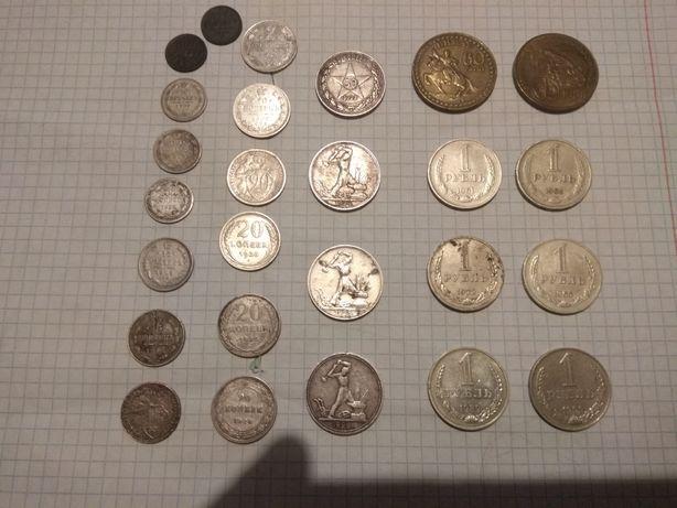 Продам монеты СССР.