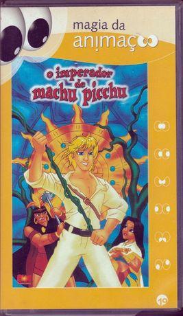 O Imperador de Machu Picchu - VHS