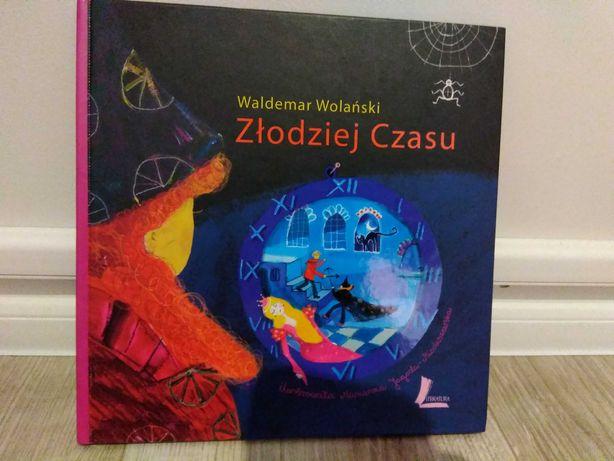 """Waldemar Wolański """"Złodziej czasu"""""""
