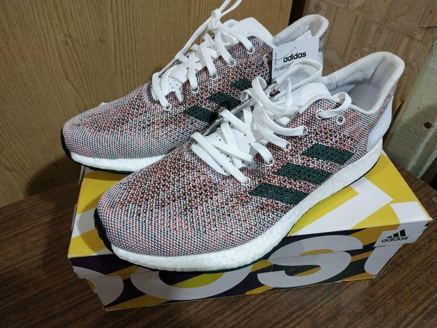 Adidas originals PureBoost dpr кроссовки 42 обувь лето