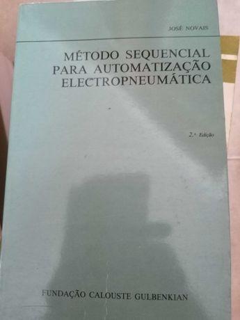 Livro para automização electro pneumática