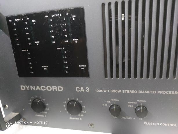 Dynacord końcówka mocy systemowa CA3