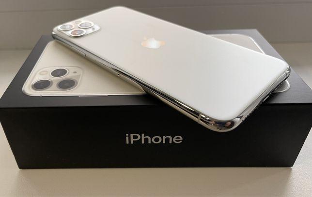 iPhone 11 Pro Max 64GB Silver, 2 SIM