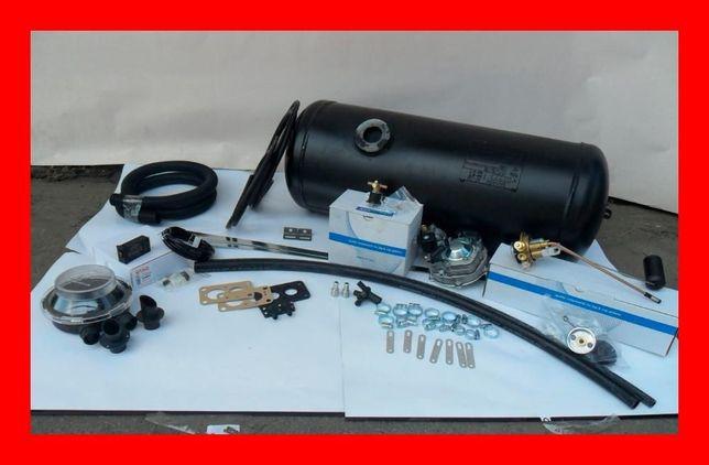 ГБО-2 комплект с редуктором Tomasetto баллоном тор45л (620х205 Atiker)