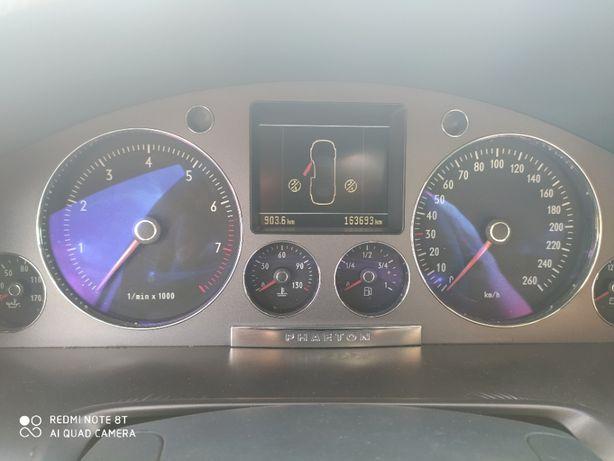 Volkswagen Phaeton 3.2 licznik