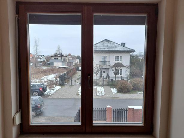 SPRZEDAM okna drewniane używane