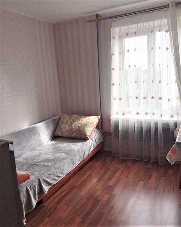 Дарницкая площадь КОМНАТА (18м2) в 4к. квартире! ул. Азербайджанская 6