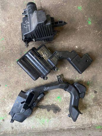 Воздуховод Nissan Rogue патрубок корпус воздушного фильтра резонатор