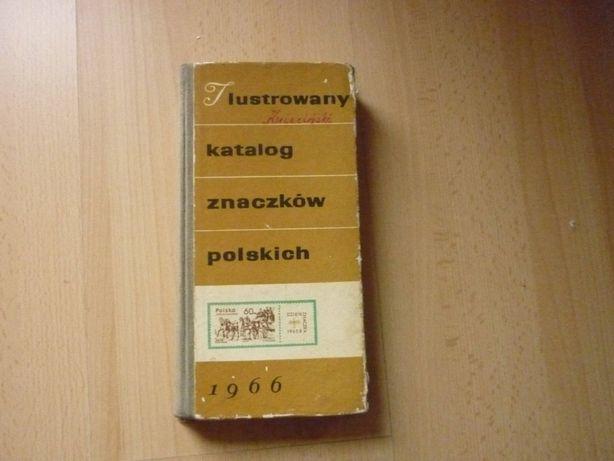 Katalog znaczków pocztowych 1966