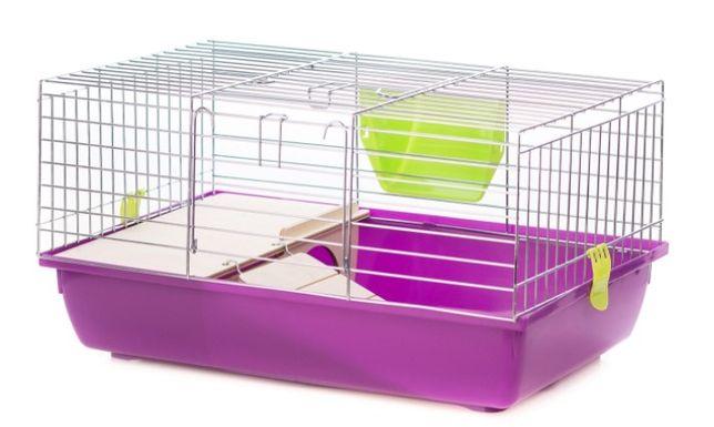 Клетка для кролика и морская свинка с домиком 70*40*33