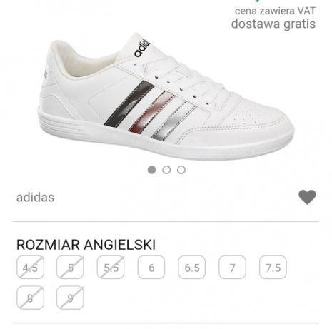 Nowe...buty Adidas 38