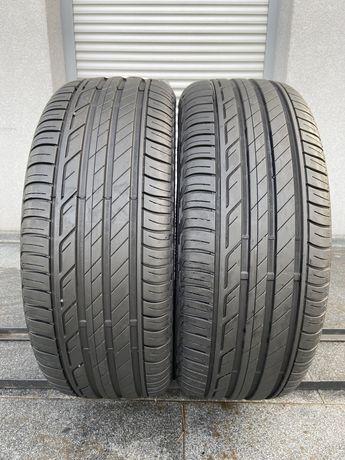 2szt letnie 215/55R17 Bridgestone 7,5mm 2019r świetny stan! L287 Gwar