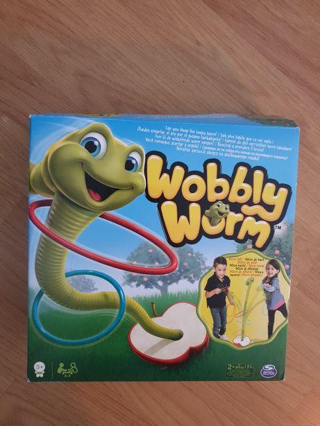 Gra zręcznościowa dla dzieci tańczący robak Wooobly worm