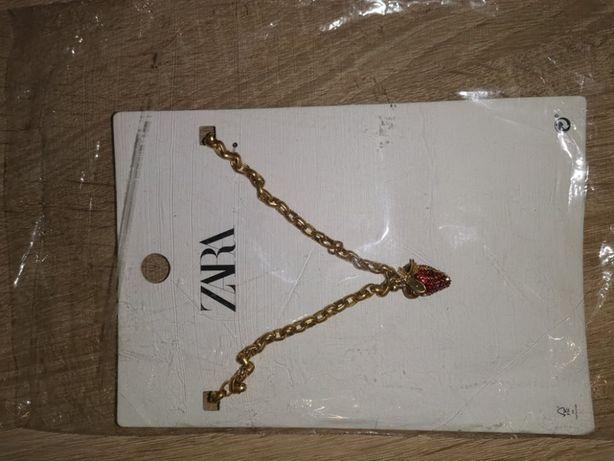 łańcuszek z Zara
