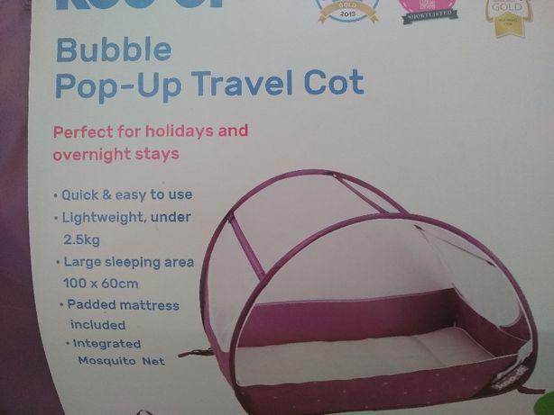 Łóżeczko turystyczne Koo-di Pop Up Bubble Cot