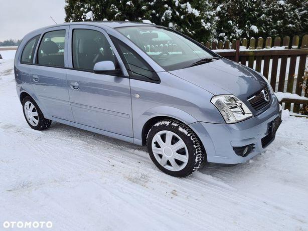 Opel Meriva 1.6 benzyna LIFT 111 tys/km