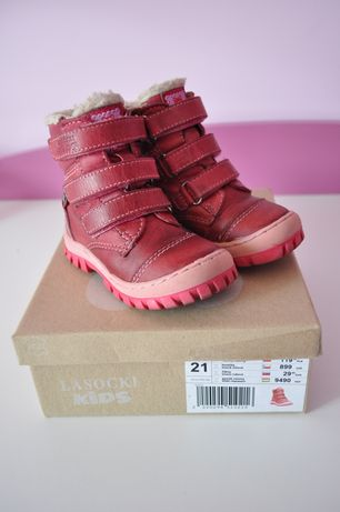 Kozaki Lasocki Kids roz 21