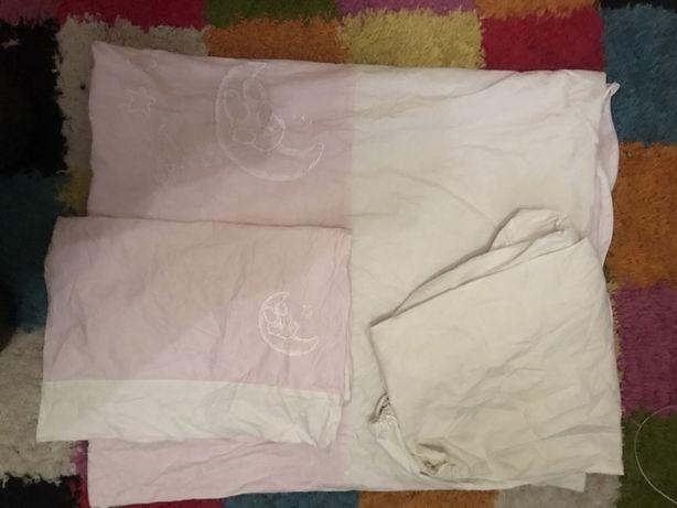 Детское постельное белье Руно бязь