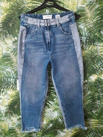 Jeansy RESERVED ,gruby jeans ,roz 38 M