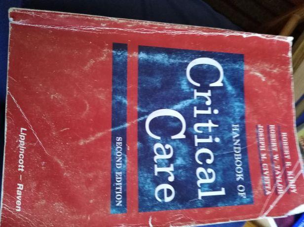 Книга,Critical Care.