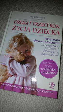 Książka Drugi i Trzeci Rok z życia dziecka