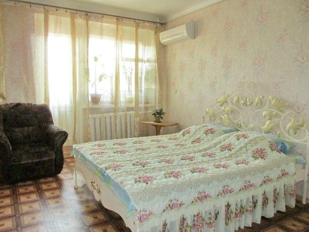 Однокомнатная квартира в центре, ул.Морская (3-мин. от моря)