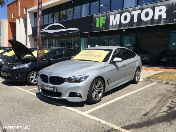 BMW 318 Gran Turismo d Pack M
