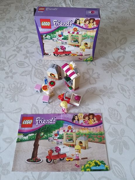Lego Friends 41092 Pizza