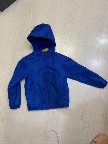 Куртка, ветровка для мальчика 6-7 лет б/у, United colors of benetton