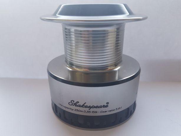 Shakespeare Cypry 6000 FR - aluminiowa szpula