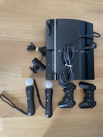 playstation 3 z kamera