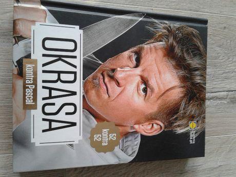 Książka Pascal Brodnicki Karol Okrasa kuchnia lidla na każdy dzień