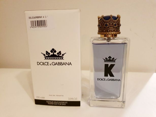 Dolce&Gabbana K Men EDT 100ml