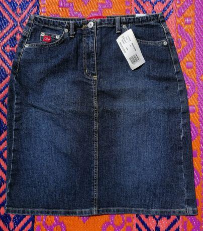 Spódnica jeans Magda Mini STROM